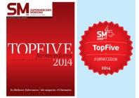 Top Five - Supermercado Moderno