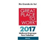 Melhores Empresas para Trabalhar - GPTW